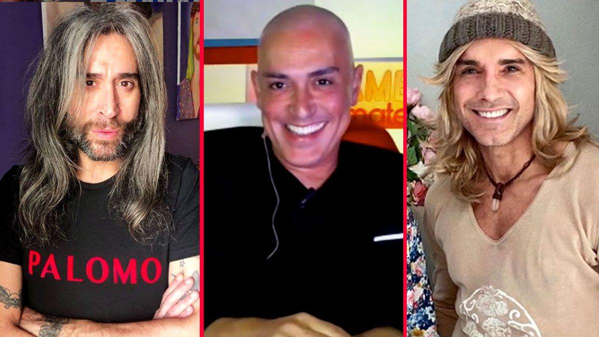 El look de los famosos en cuarentena