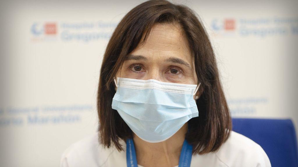 """Marisa García Ontiveros, psicóloga clínica: """"Los sanitarios están muy dañados. Tienen insomnio, pesadillas, ansiedad, tristeza, apatía…"""""""