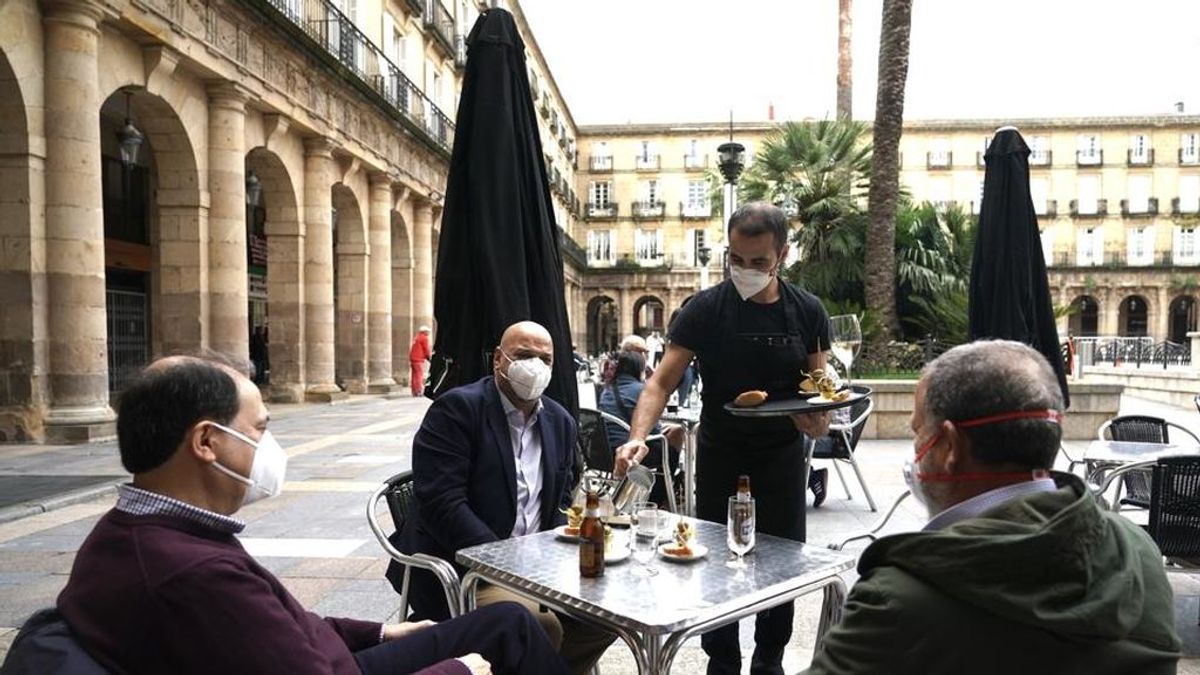 España en el top 10 del mundo con más casos de contagios en las últimas 24 horas