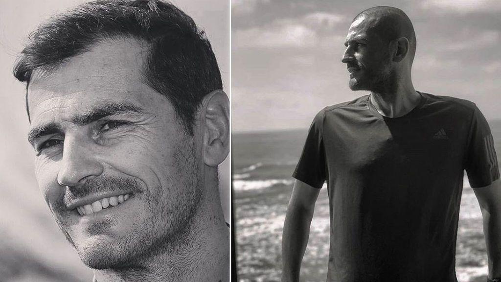 Iker Casillas, antes y durante la cuarentena