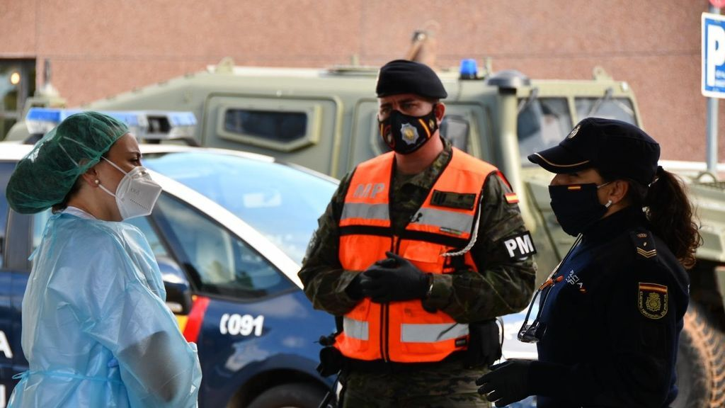"""La factura de la operación """"Balmis"""" contra el coronavirus; 38,5 millones de euros"""