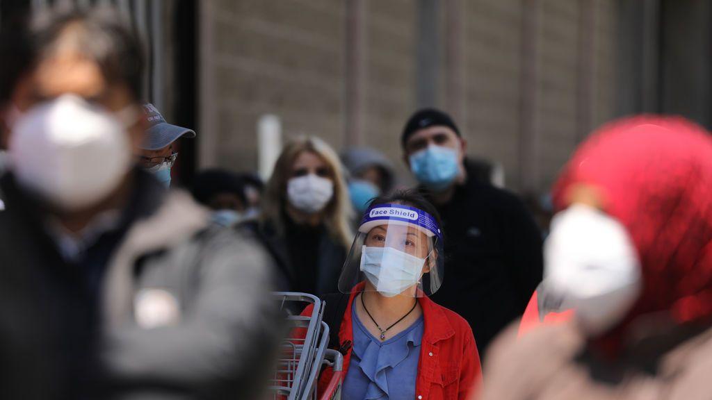 Última hora del coronavirus: Nueva York cuenta menos de 200 muertes diarias por tercer día seguido