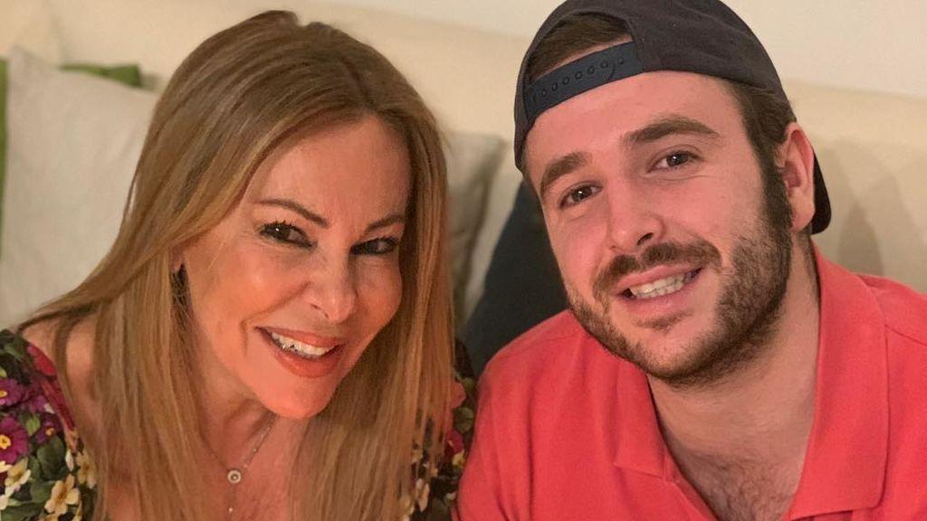 """Primeras palabras de Ana Obregón tras la muerte de su hijo Álex Lequio a causa del cáncer: """"Se apagó mi vida"""""""