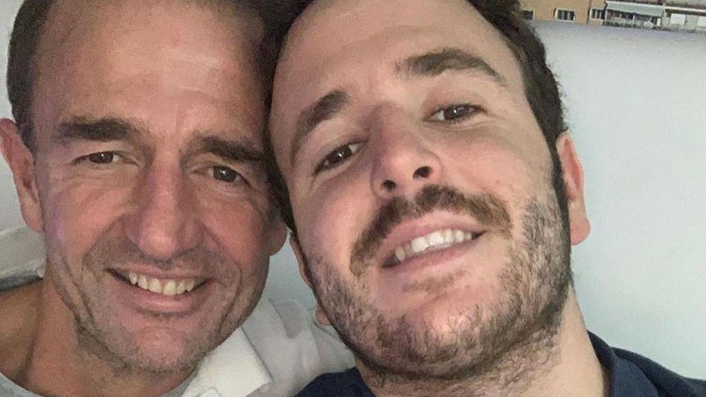 """Alessandro Lequio recuerda a su hijo con un mensaje: """"Estamos muy orgullosos"""""""