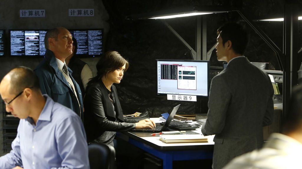 Los criminales que forman la lista negra de Reddington