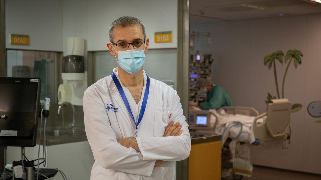 El Hospital Vall d'Hebron hace el primer trasplante a un paciente curado en España