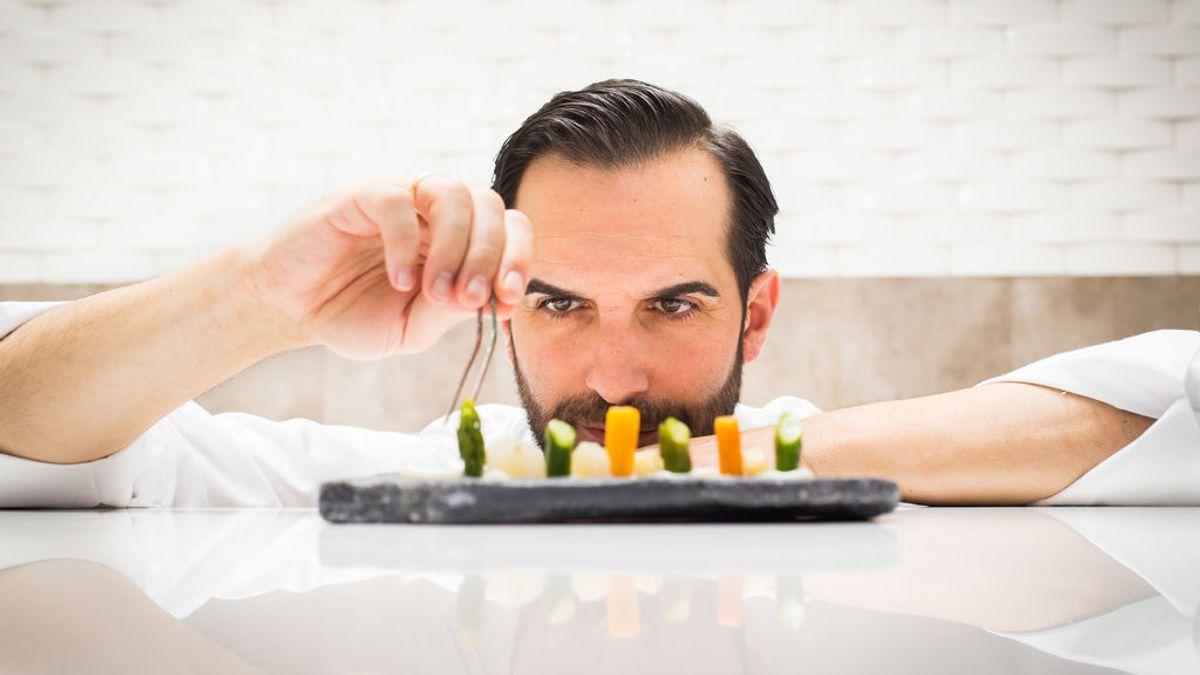 Mario Sandoval, vino y comida en la casa de los sueños