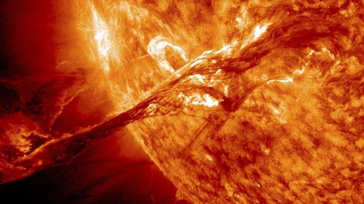 El Sol podría provocar terremotos, erupciones volcánicas y heladas a causa de un extraño fenómeno