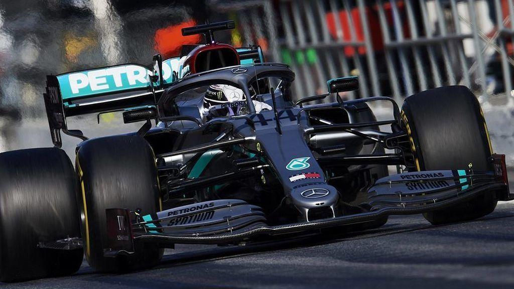 Principales características de un coche de Fórmula 1