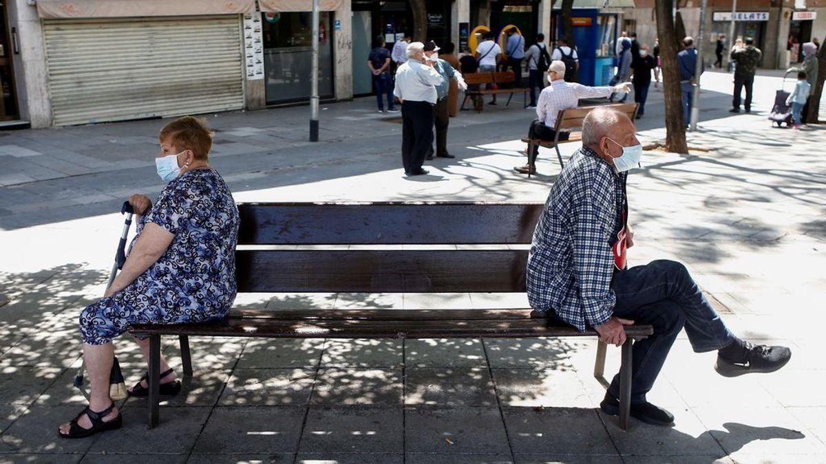 Última hora del coronavirus:  Madrid redobla su enfado por el 'no' a la fase 1