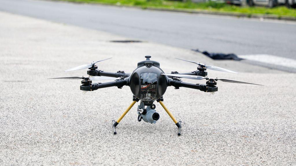 """Alertan de la vigilancia con drones a los futbolistas para asaltarles tras el estado de alarma: """"Son la última amenaza"""""""