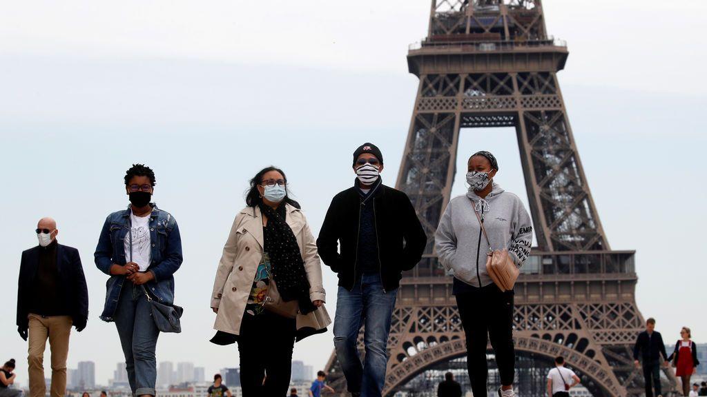 Paseos por París en tiempo de coronavirus