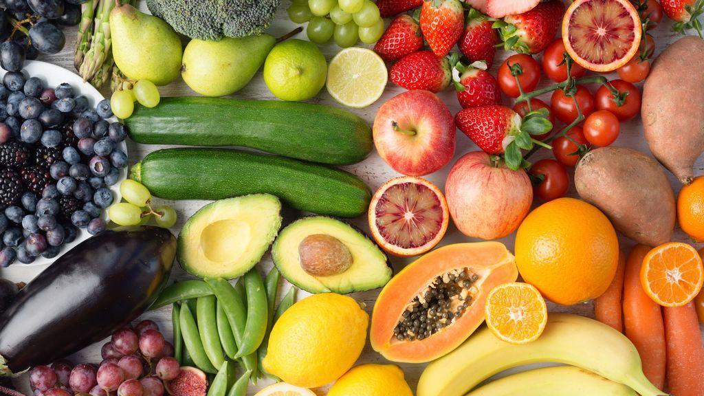 Alimentos ideales para un menú semanal