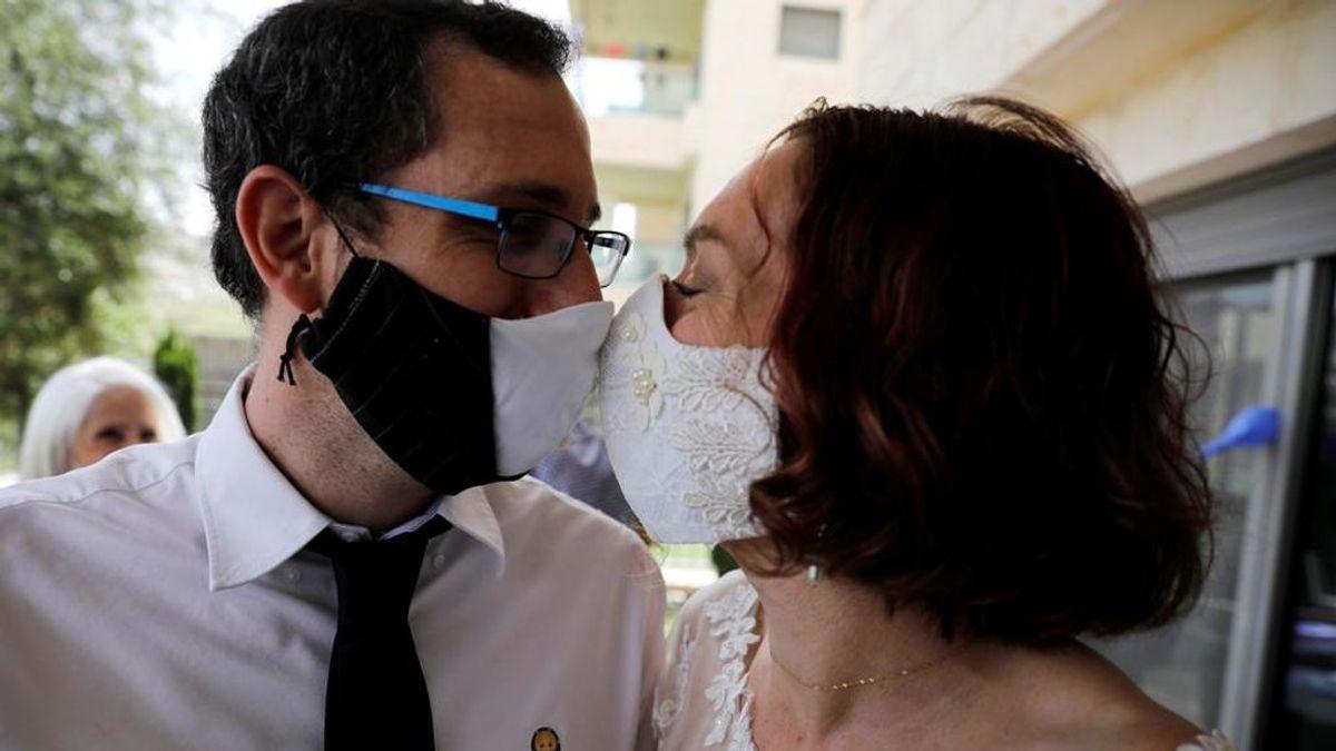Se permiten las bodas con aforo máximo de 100 personas y al aire libre en la Fase 2