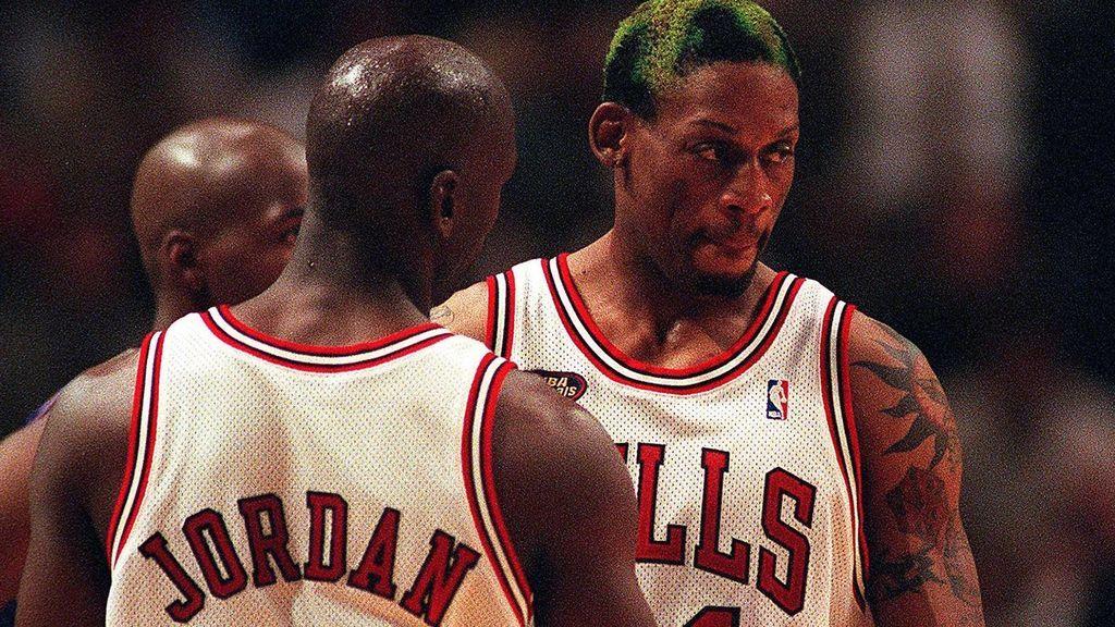 """Las confesiones de Jordan sobre algunos comportamientos de Rodman: """"Tiene formas de expresarse con las que no estoy de acuerdo"""""""