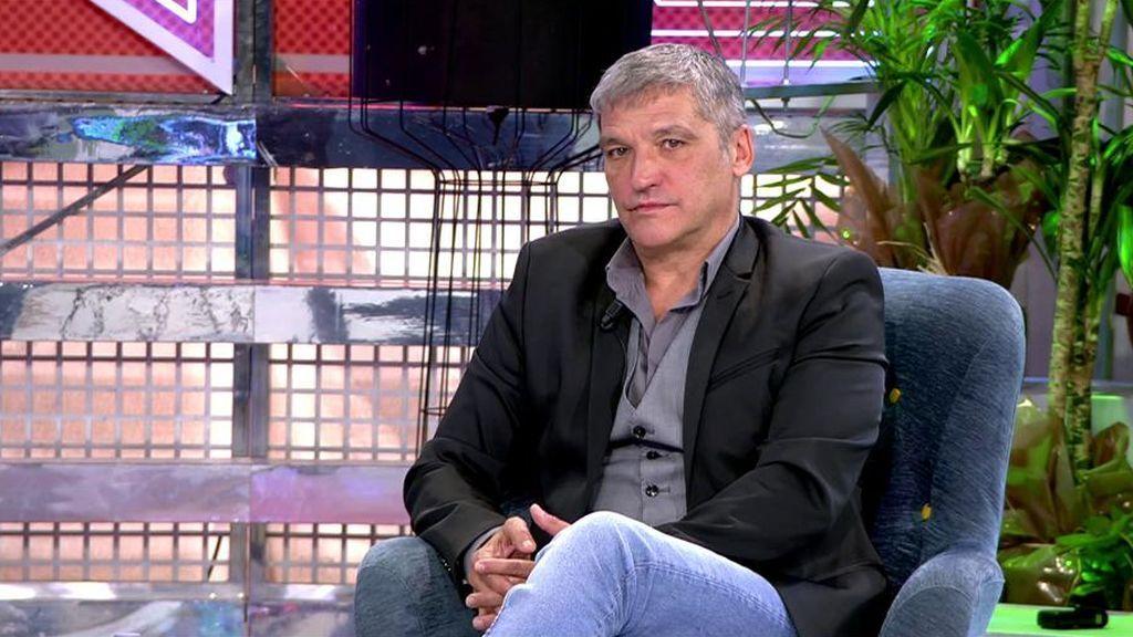 Gustavo habla sobre las noticias falsas de Avilés