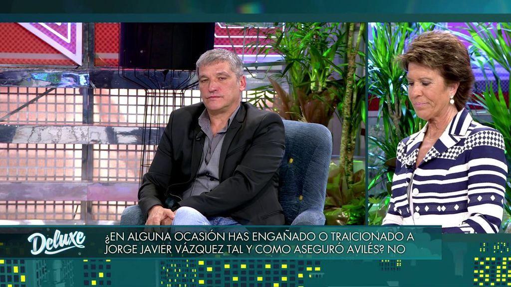 Gustavo, sobre si traicionó a Jorge Javier
