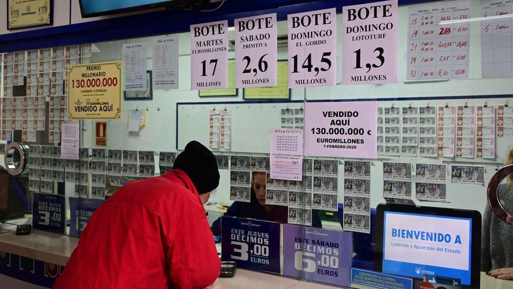 Vuelve  la Lotería: Euromillones y Primitiva se reanudan esta semana