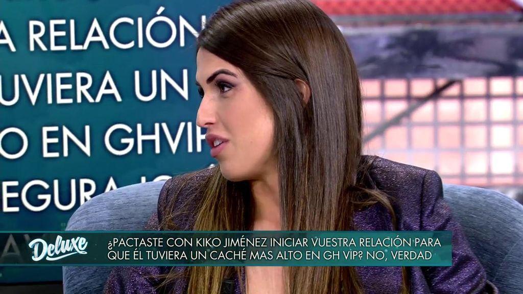 Sofía habla de si pactó su relación con Kiko Jiménez