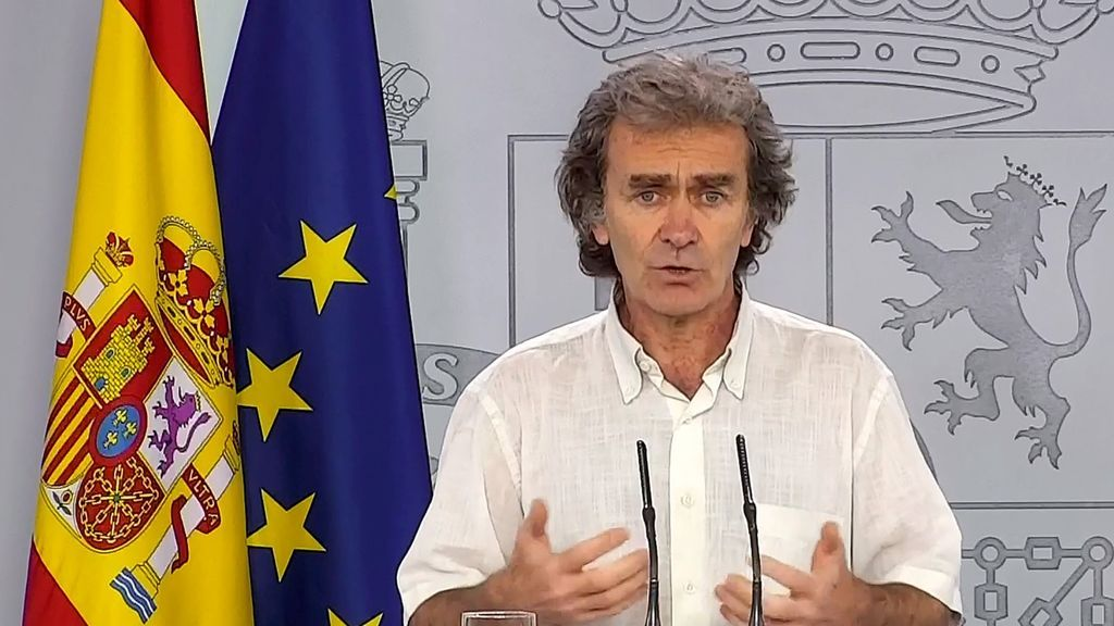 Fernando Simón advierte del riesgo de infección de coronavirus por casos importados