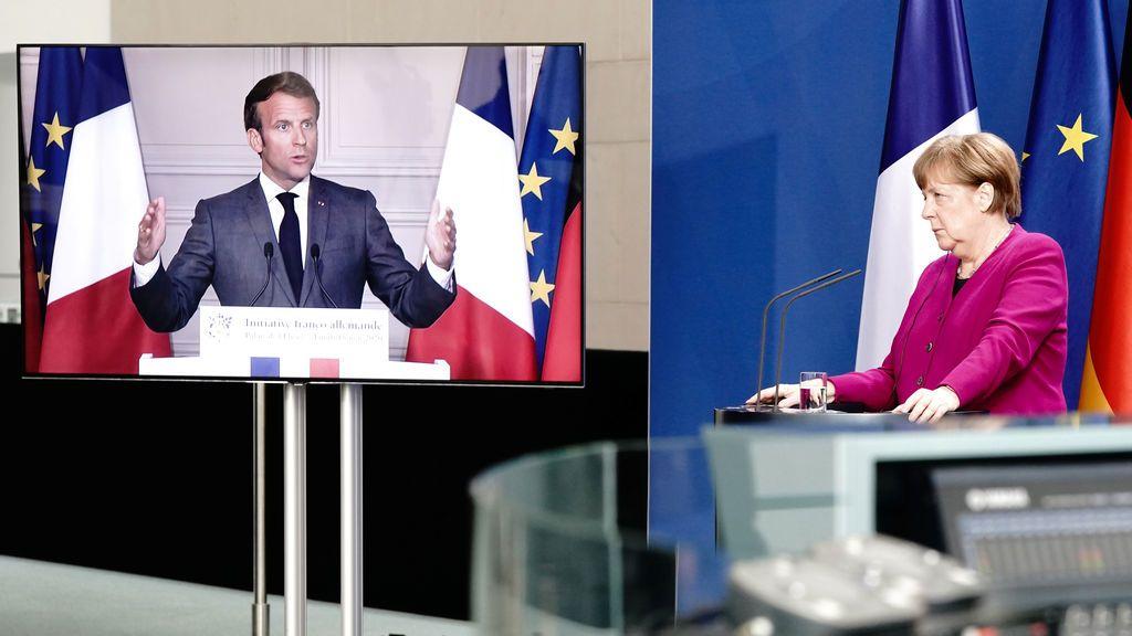 Alemania y Francia proponen un fondo de recuperación de 500.000 millones para los más castigados por la pandemia
