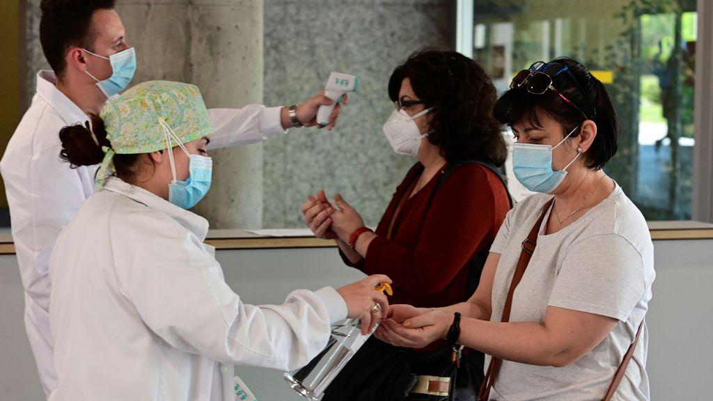 España empieza a ganar la batalla al coronavirus