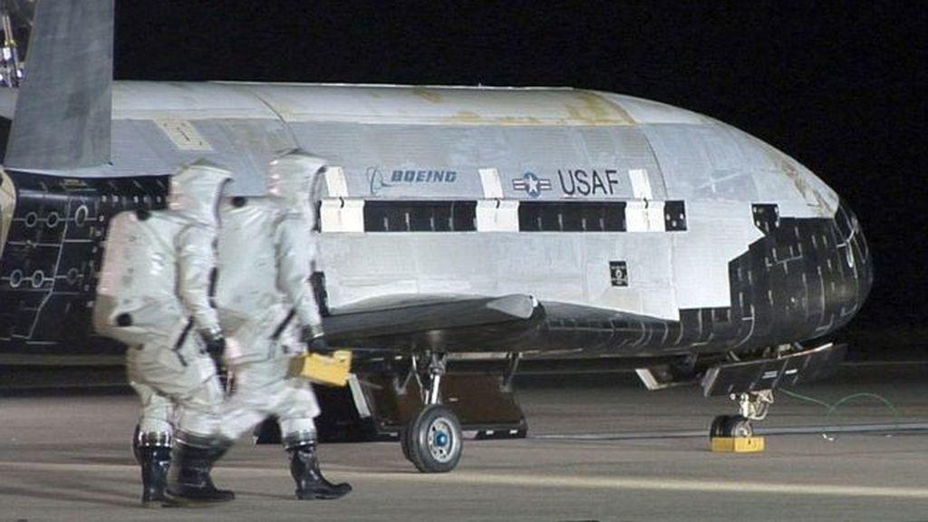 La nueva misión del X-37B, el misterioso avión orbital de la Fuerza Aérea de EEUU