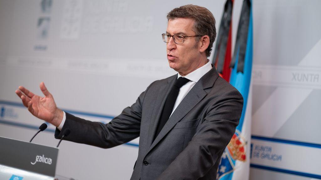 Feijóo convoca elecciones en Galicia para el 12 de julio