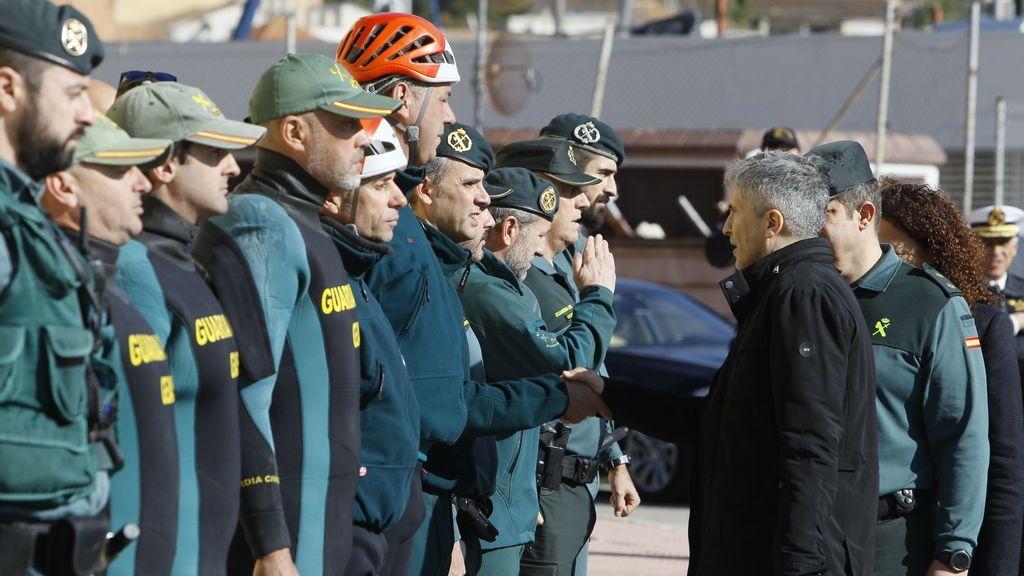 Los guardias civiles exigen poder trasladarse a sus hogares después de la 'luz verde' de Defensa a los militares