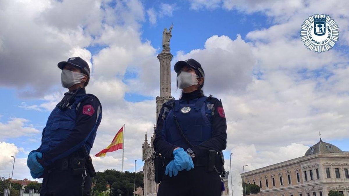 La Policía Municipal localiza 225 fiestas privadas y 13 botellones en Madrid este fin de semana