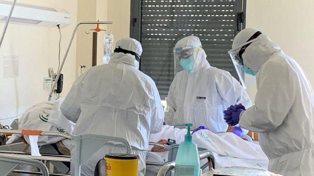 Los anticuerpos de un paciente recuperado del SARS inhiben el coronavirus