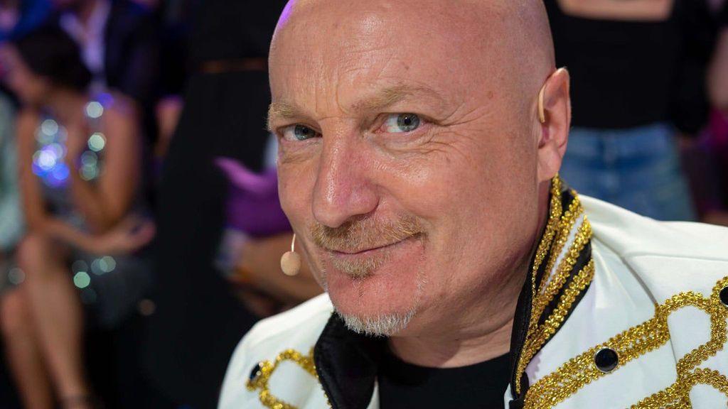 Lito, director y cantante de Panorama