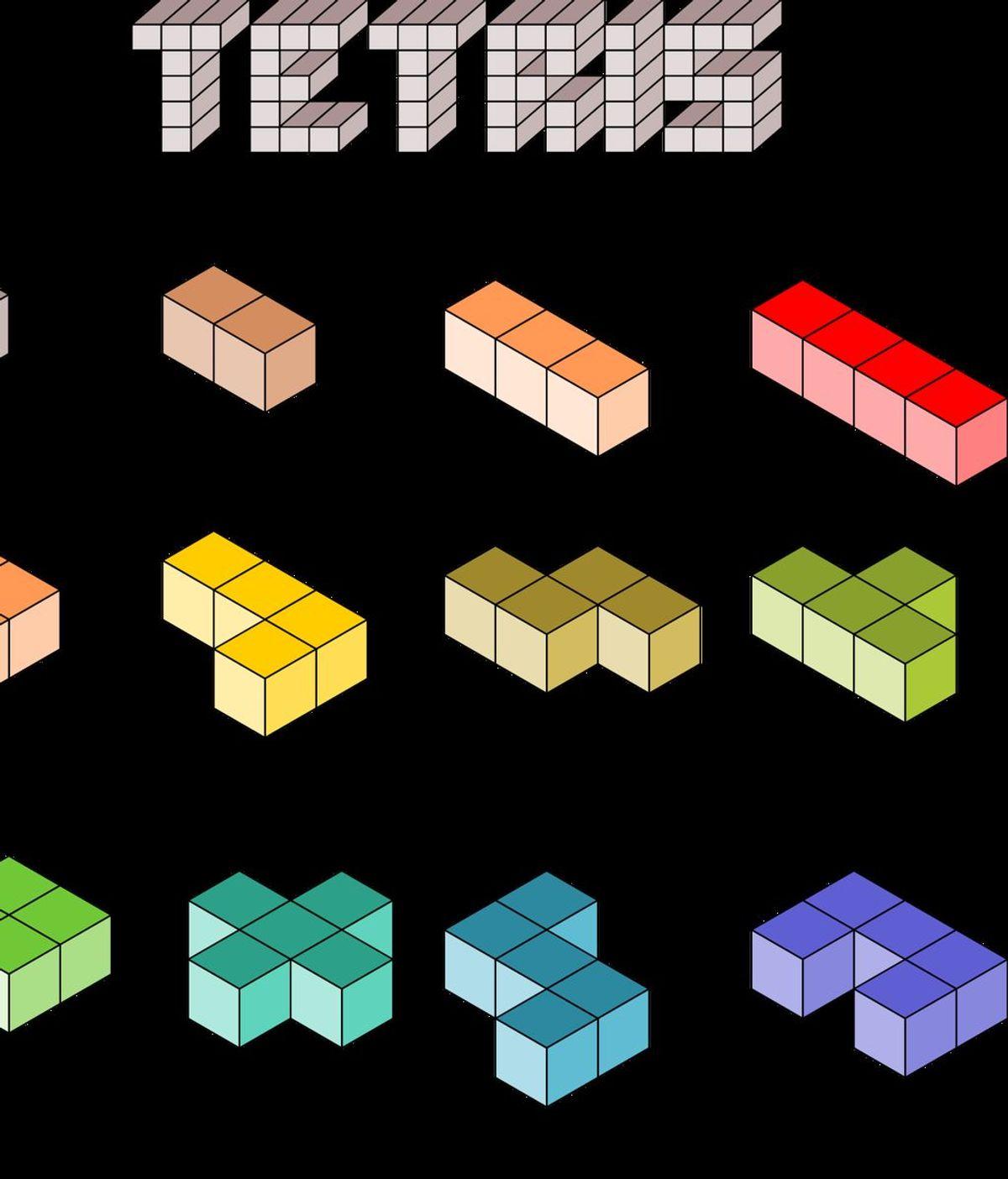 Origen del tetris, ese juego mítico al que tantas horas has dedicado
