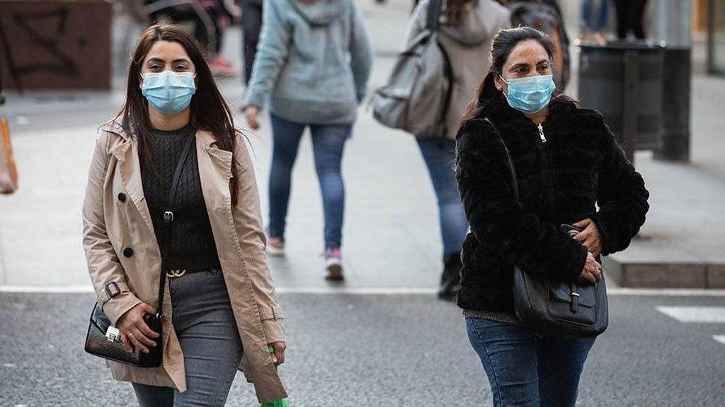 El uso de mascarillas ya es obligatorio en España