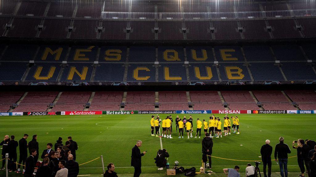 El protocolo de la vuelta a los estadios en España: solo podrá haber 197 personas entre equipos, seguridad y televisión