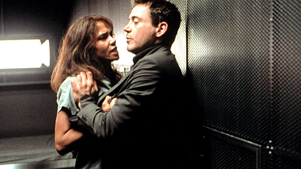 Halle Berry, Robert Downey Jr., 2003