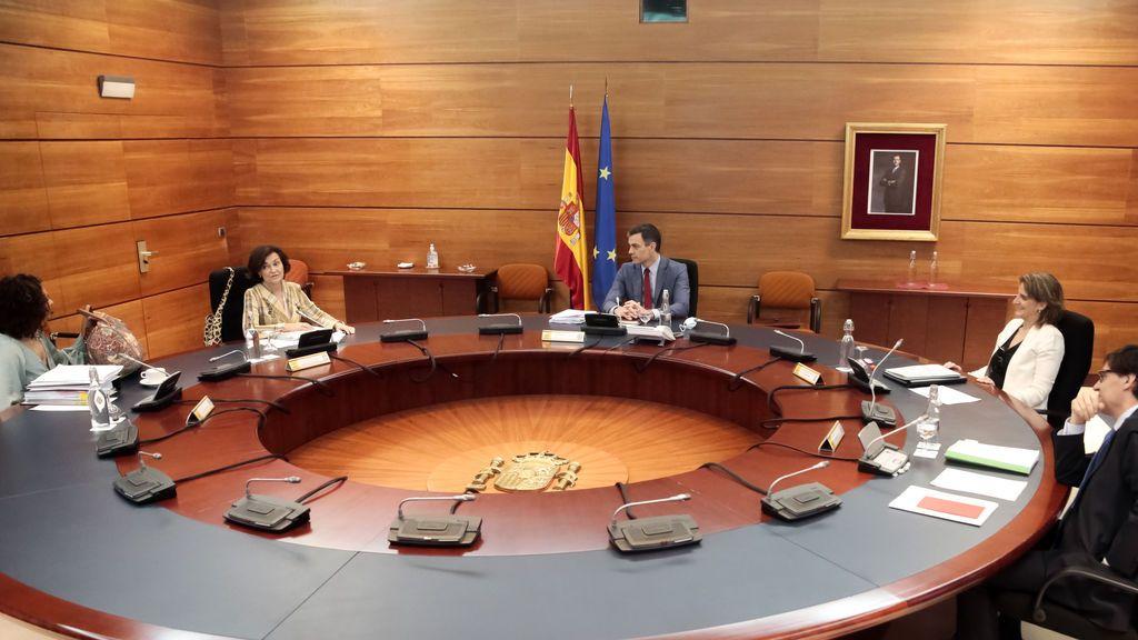 Consejo de Ministros del 19 de mayo
