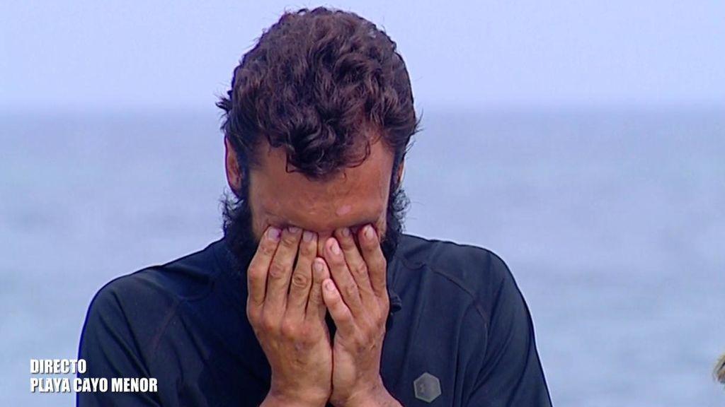 """Jorge se abre como nunca en 'El puente de las emociones': """"He sido muy duro con mi pade, se me clava en el corazón"""""""