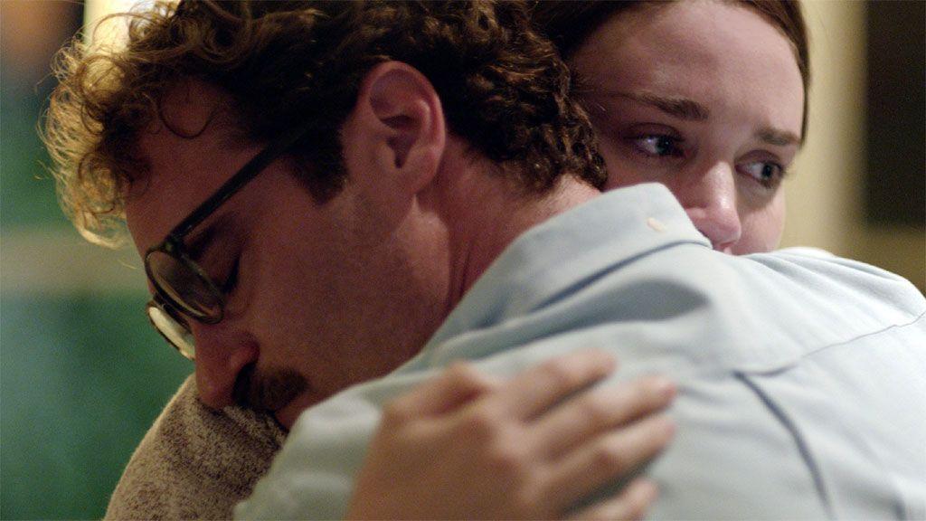 Joaquin Phoenix y Rooney Mara se conocieron en 'Her'
