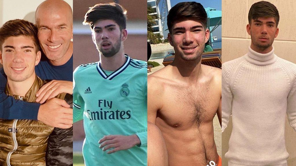 ¡Felices 18! Despixelamos a Theo el hijo de Zidane que acaba de cumplir la mayoría de edad