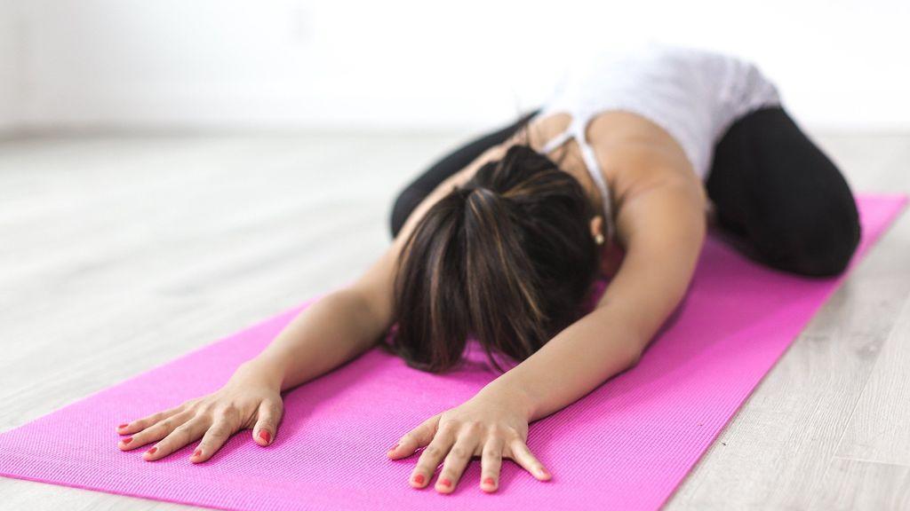 Ejercicio de yoga nidra