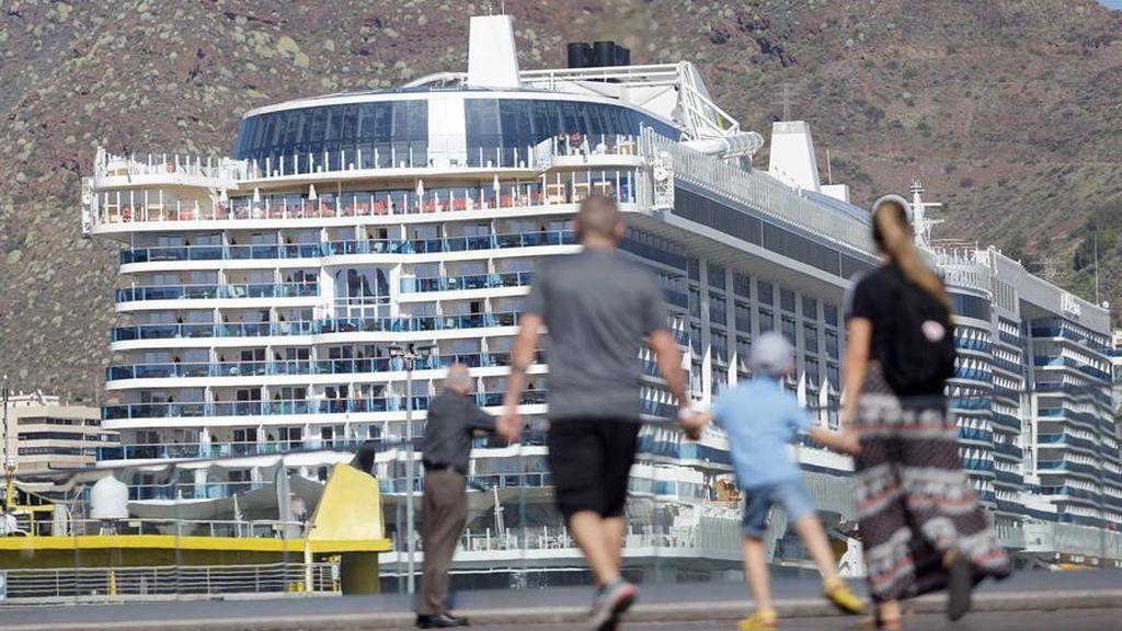 Los cruceros no podrán desembarcar en España mientras dure el estado de alarma