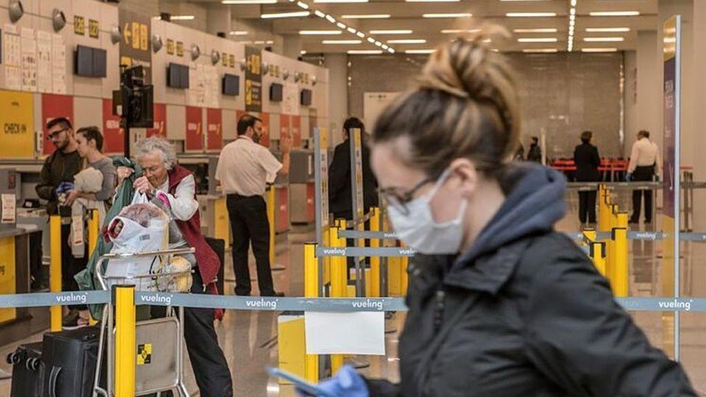 Tres alemanes son devueltos a su país tras aterrizar en Mallorca sin justificación