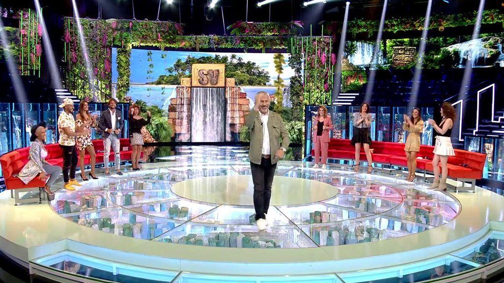 Directo 'Tierra de Nadie 13': Jorge, Hugo o Elena, uno de ellos será salvado de la nominación