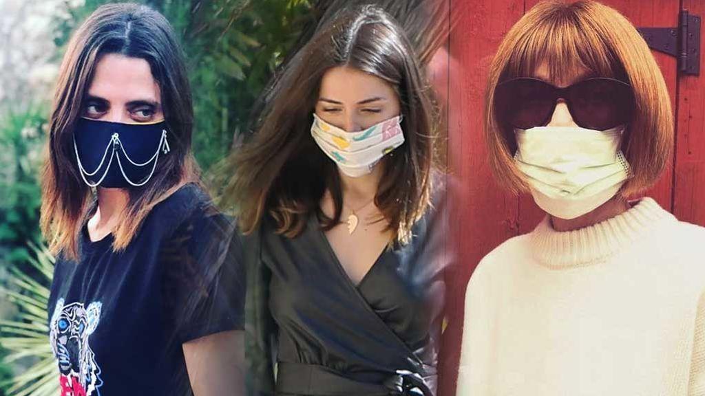 Aciertos y errores de la moda mascarilla de los vips, ahora que va a ser obligatoria