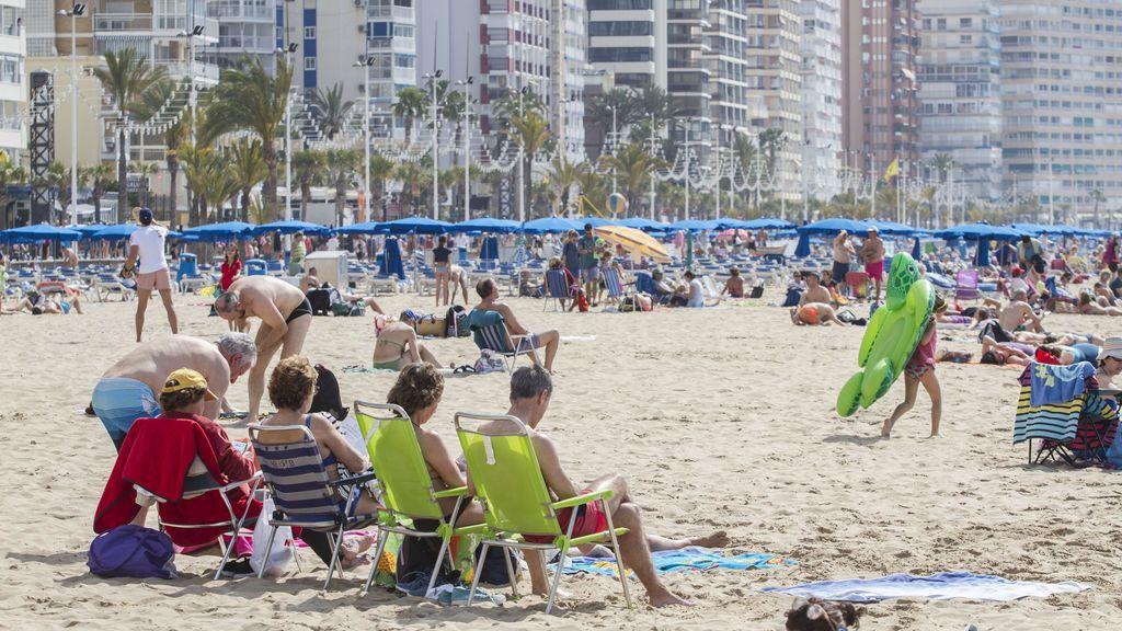 Los británicos fieles a las vacaciones de sol y playa .... pero a partir de septiembre