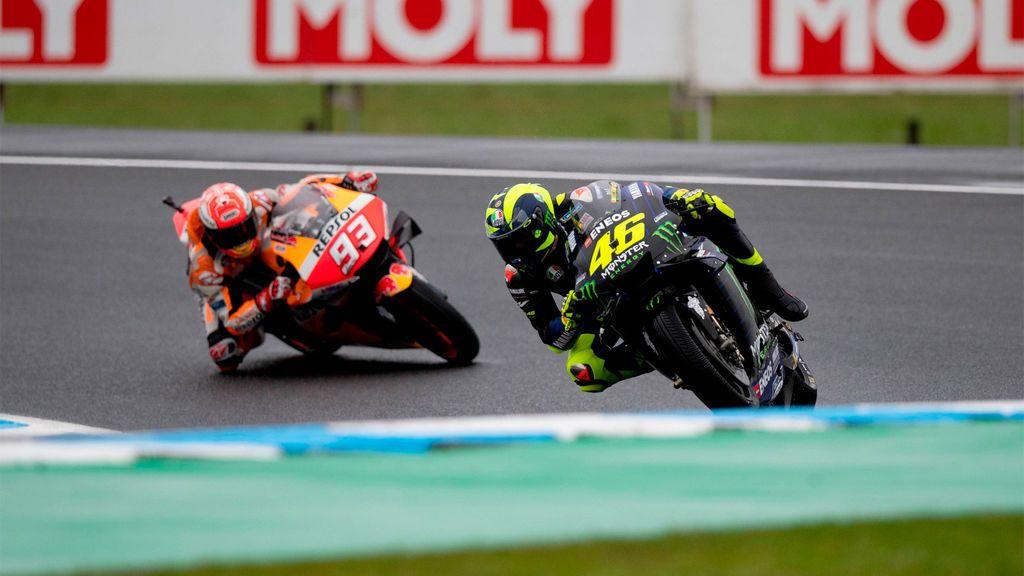 Conoce la historia de los números que usan los pilotos de MotoGP