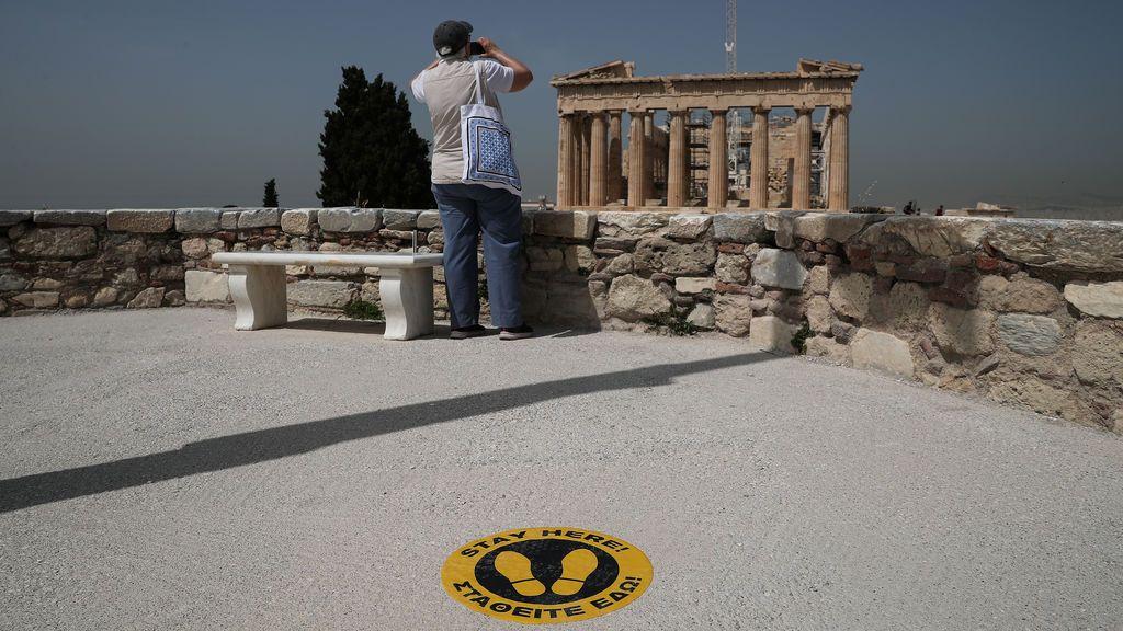 Grecia toma la delantera: se prepara para recibir turistas desde el 1 de junio