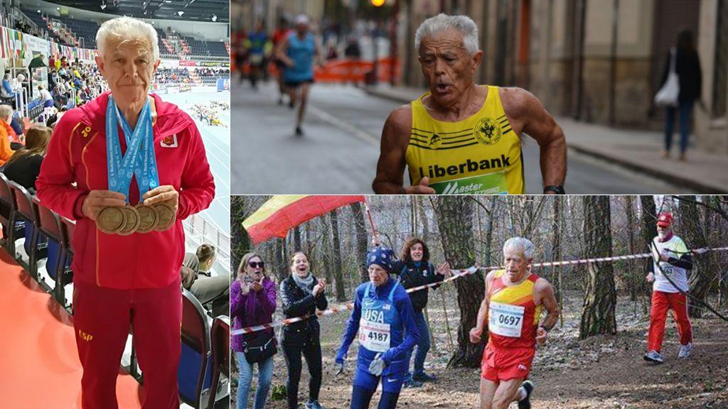 """Tener 76 y no sentirte identificado con tu franja horaria: """"Salgo a correr a diario, no basta con sobrevivir"""""""