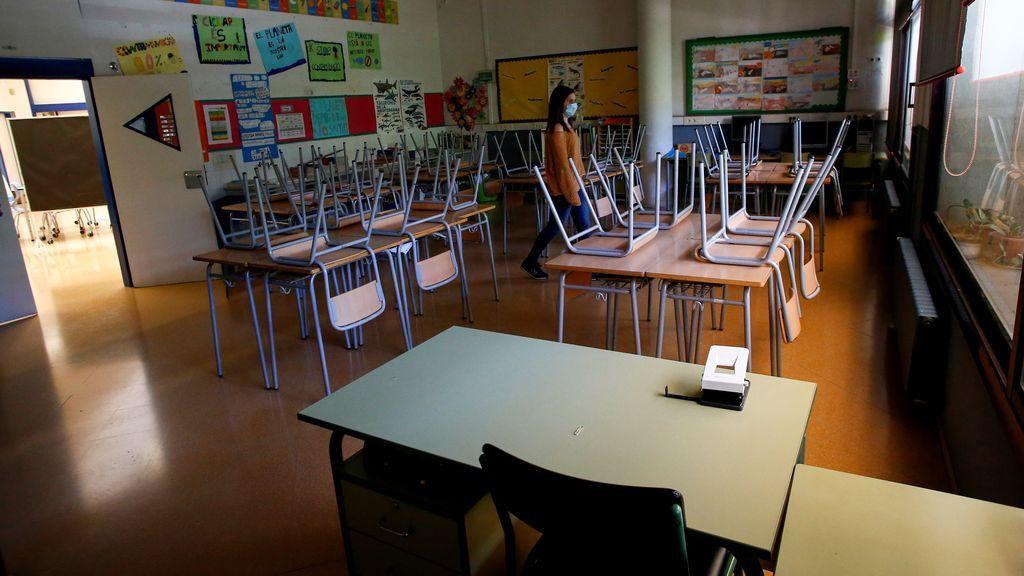Cataluña reabrirá escuelas e institutos a partir del 1 de junio en las áreas que estén en fase 2
